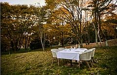 ひらまつ、オーベルジュ「THE HIRAMATSU 軽井沢 御代田」を3月16日に開業、ブランドの旗艦ホテルに