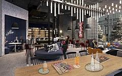 大阪に「アロフト大阪堂島」が開業へ、2021年春に、マリオットの次世代ブランドが関西初進出
