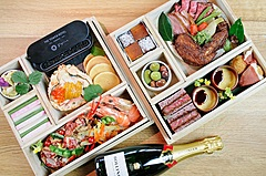 ホテル客室で美食を楽しむ21時間滞在プラン、名古屋のホテルが新プラン、人気レストランの夕朝食を部屋食で提供
