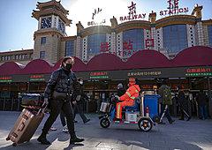 今年は静かな中国春節休暇か、政府が航空券の無料返金や追加賃金で旅行自粛呼びかけ、近場旅行が人気に