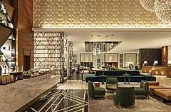 シェラトンホテル、ブランド刷新で働きやすい空間を拡充、ロビーの会議スペースや客室設備など