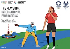 The Playbook for stakeholders of Tokyo Olympic and Paralympic Games 2020 is unveiled to ensure a safe event