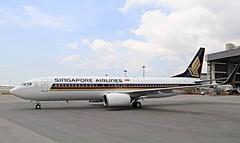 シンガポール航空、子会社シルクエアーを来年度末までに完全統合、保有機と路線も順次移管へ