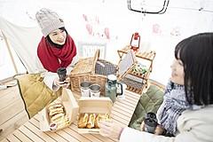 新潟県・石打丸山スキー場、雪山での新しい観光「スマートなアウトドア」を提唱、透明ドーム型テントや薪ストーブのカフェなど
