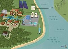 星のや竹富島、客室のペットボトル入りミネラルウォーターを廃止、海水の淡水化で飲料水の自給へ