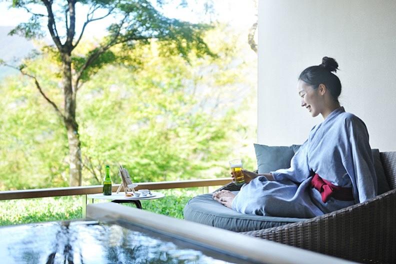 星野リゾート「界」、おひとり専用プラン発売、「ソロ温泉」を提案、1泊1万4000円から