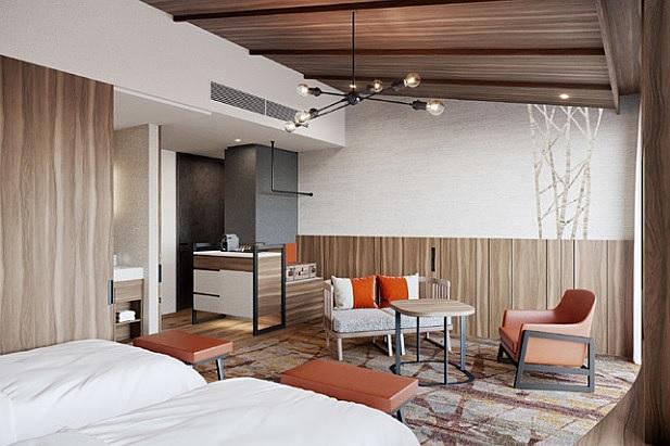 軽井沢プリンス、4月に新客室棟と温泉棟をオープン、ワーケーション体制も完備