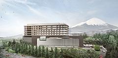 ハイアット、「富士スピードウェイホテル」開業へ、トヨタ博物館が監修するスポーツミュージアム併設