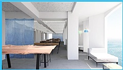三菱地所、熱海ホテルニューアカオ内にワーケーション施設、社内研修や合宿に対応、5月開業へ