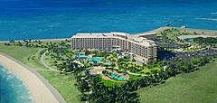 沖縄県・宮古島にヒルトンが開業へ、離島に初進出、平良港トゥリバー地区に全329室で