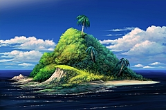 (4/1限定記事)無人島で電源・ネットなしのワーケーション実証実験へ、伝書鳩で業務連絡