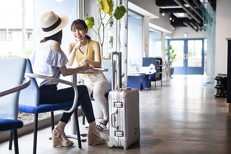 Japanese travel agents are still struggling with a 85% decreases in sales in April 2021 compared to two years ago