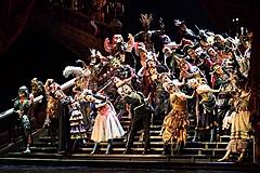 メズム東京、劇団四季「オペラ座の怪人」S席観劇とランチの日帰りプランを発売