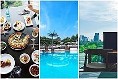 ニューオータニ東京、GW限定の3泊4日・食事券付きの贅沢プラン、家族3名で約30万円