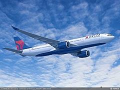 デルタ航空、5月から羽田/ロサンゼルス線を再開、週3便体制で