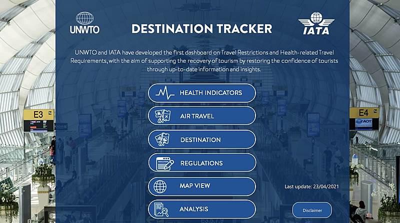 世界観光機関と国際航空運送協会、国別の渡航要件な閲覧できる新ツール提供、感染状況や入国要件など
