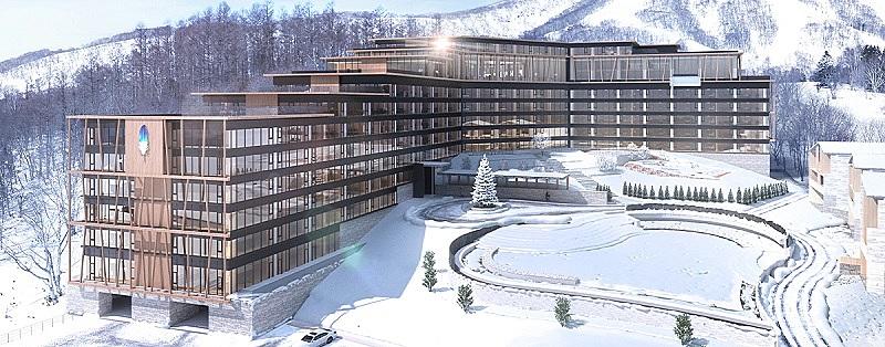 北海道ニセコに豪華リゾート開業へ、2023年にローズウッド系が日本初進出、日本初進出、長期滞在に対応する224室