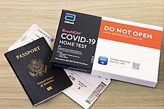 ユナイテッド航空、国際線旅客向けに簡易型抗原検査キットを提供、帰国時は渡航先で自身での検査が可能に