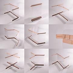 京都市産技研、マルチに使える飛沫防止パーテーション開発、からくり屏風でテーブルや席数で形状変化