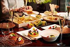 リッツや「W」など高級ホテルが料理のテイクアウト開始、国内マリオット系10軒、松花堂弁当6500円など