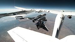 米ヴァージン、3回目の有人宇宙飛行試験に成功、NASAのプログラムで商業化に向けた科学的調査も