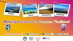 タイ政府、ワクチン接種旅行者の受け入れを正式決定、7月1日から、出発前と到着後のPCR検査は義務化