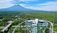 富士急ハイランド、富士山一望の展望台を7月21日オープン、絶叫・絶景アクティビティも導入