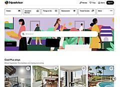 トリップアドバイザー、ついに定額制サービスを米国で開始、年間99ドル、会員限定価格でホテルや体験を提供