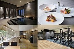 ホテルのスパやランチを定額制で楽しむ新プラン、平日は月額5万円で、京都・京阪グループ旗艦ホテルが開始