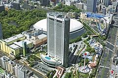 東京ドームホテルに30連泊する新サブスクプラン、温泉スパや遊園地アトラクション乗り放題付きで2名利用25万円