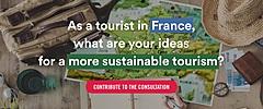 フランスの「責任ある観光」に世界の5万人が提言、観光客の分散や幼児期からの教育など、大統領の観光回復計画に活用