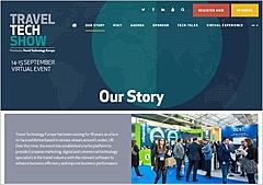 旅行デジタルの国際会議「トラベルテック・ショー」、最新の技術とトレンドをバーチャルで、9月14・15日に開催(PR)