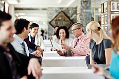 ヒルトンホテル、団体客の直接オンライン予約を可能に、MICE利用など、団体料金と空室のリアルタイム確認も
