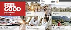 ドイツ観光局、サステナブル観光できる観光都市や施設を紹介するキャンペーン、日本など世界14市場で