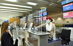 エミレーツ航空、IATAトラベルパスを全路線に導入へ、国際線の本格再開に向けて準備