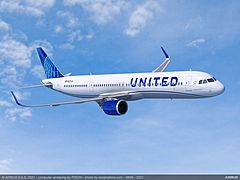 ユナイテッド航空、過去最大の270機を発注、最新型機の導入で二酸化炭素排出量の削減にも