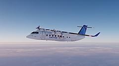 ユナイテッド航空、電動旅客機を開発するスタートアップに投資、条件付きで100機の購入にも合意