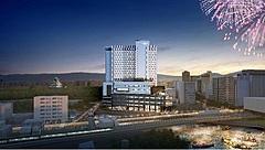 大阪・関西万博に向けて、「ダブルツリーbyヒルトン大阪城」が2024年春に開業、日経新聞大阪本社跡地の複合施設内に