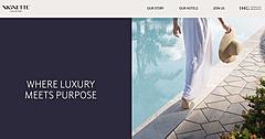 IHG、独立系ホテルの新ブランドを立ち上げ、高級路線のライフスタイル系、10年間で100軒超える展開へ