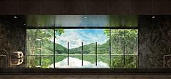 高級リゾート「ふふ箱根」、来年1月に強羅で開業、全39室がスイートルーム、料金は8万2500円から