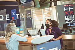 デルタ航空、ワクチン未接種の社員に医療保険料200ドル上乗せ、現在の接種率75%から100%達成を目指して