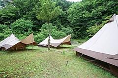 長野県阿智村「ひるがみの森」が大幅リニューアル、キャンプ・車中泊エリアを開業、ナイトプールや星空シアターも