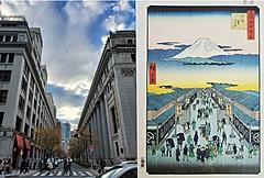 観光ハイヤーで江戸の浮世絵スポットを巡るガイドツアー、自宅から少人数で効率的に、1台1万8000円で