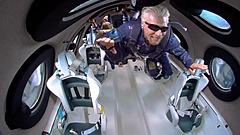 ヴァージン社、宇宙旅行の再販売を開始、1座席5000万円から、カップルシートや全席買取りの商品など3種類