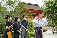 京都ブライトンホテル、寺社を1組限定でじっくりめぐる宿泊プラン、宿泊者限定で特別拝観