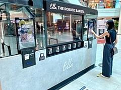 JR東日本、駅でロボットのバリスタがコーヒー提供、無人で、シンガポールのスタートアップと提携
