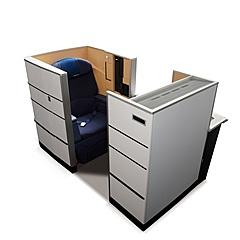 ANA、実際に使用された航空部品をオークション出品、「ヤフオク!」に店舗開設、第1弾はファーストクラス座席