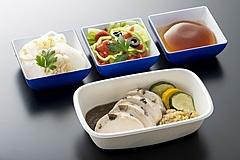 ANA、国際線の特別機内食リニューアル、低糖質・低脂肪・低カロリー・低塩食をより健康に配慮