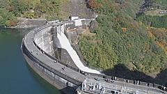 九州電力、「上椎葉ダム」で2年ぶりに観光放流、自宅で楽しむライブ配信も