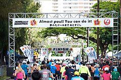 ホノルルマラソン2021、参加登録を開始、今年はリアルとバーチャルの併催に
